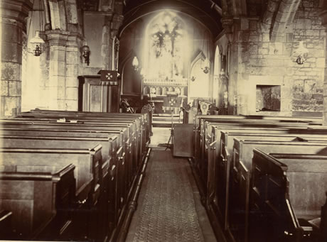aston church 1904