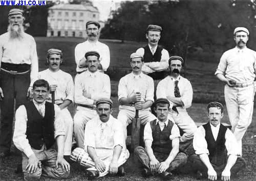 Aston cricket team