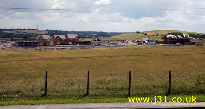 orgreave new houses