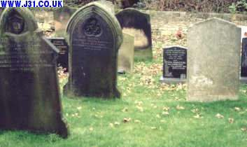 laughton church graves