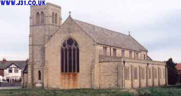thurcroft church